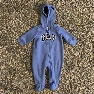 Baby gap 0-3 months sweatshirt jumpsuit